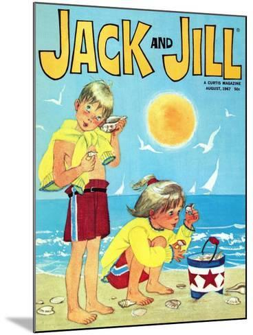 Now Hear This - Jack and Jill, August 1967-Ann Eshner-Mounted Giclee Print