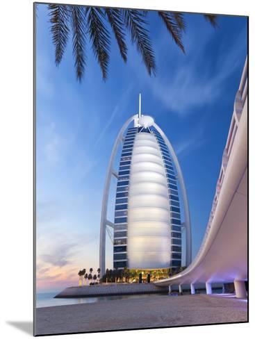 Burj Dubai Hotel, Dubai, Uae, United Arab Emirates-Gavin Hellier-Mounted Photographic Print