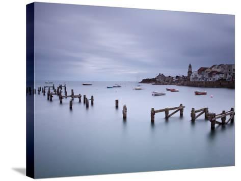 England, Dorset, Swanage-Katie Garrod-Stretched Canvas Print