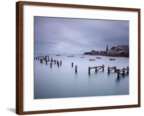 England, Dorset, Swanage-Katie Garrod-Framed Art Print