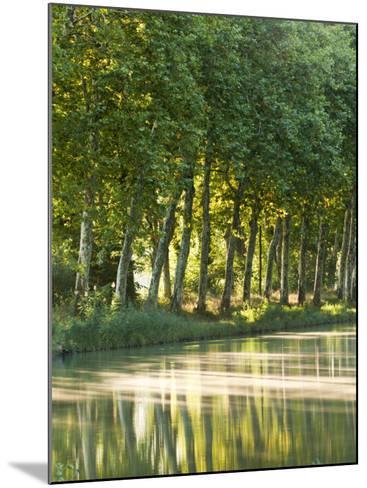 France, Languedoc-Rousillon, Canal Du Midi-Katie Garrod-Mounted Photographic Print