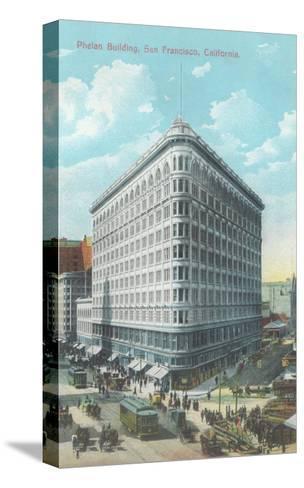 Phelan Building, San Francisco, California--Stretched Canvas Print