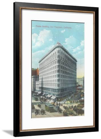Phelan Building, San Francisco, California--Framed Art Print