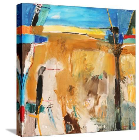 Vision-Falah Al Ani-Stretched Canvas Print