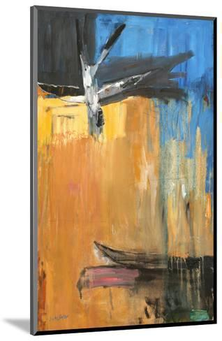 Passage-Falah Al Ani-Mounted Premium Giclee Print