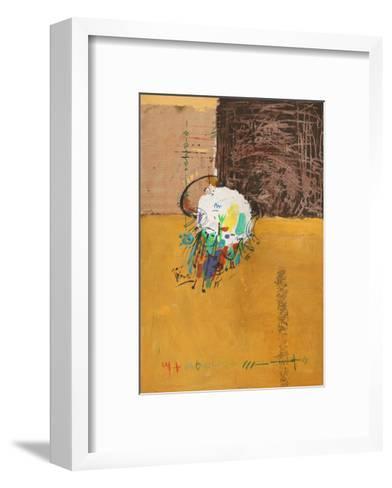 Merce-Sattar Darwich-Framed Art Print