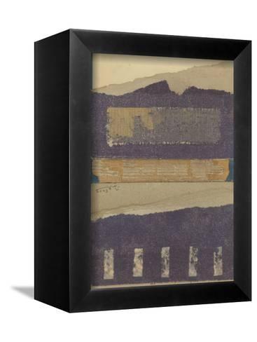 Book Cover 13-Qasim Sabti-Framed Canvas Print