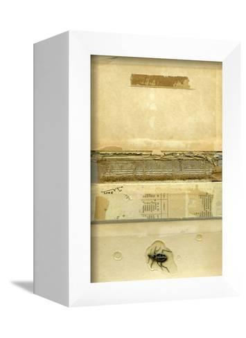 Book Cover 23-Qasim Sabti-Framed Canvas Print