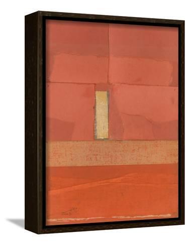 Book Cover 47-Qasim Sabti-Framed Canvas Print