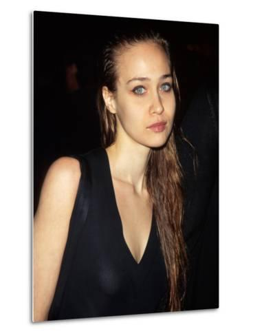 Singer Fiona Apple--Metal Print