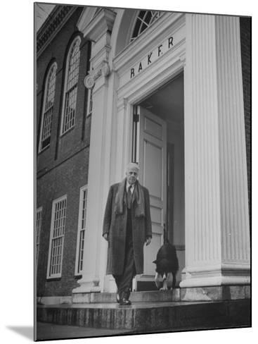 Poet Robert Frost--Mounted Photographic Print