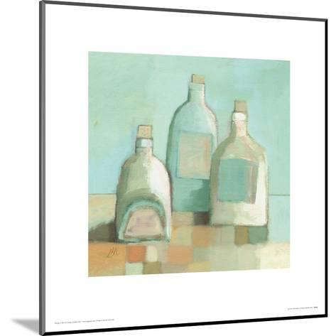 Still Life with Bottles I-Derek Melville-Mounted Giclee Print
