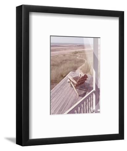 Hamptons II-Malcolm Sanders-Framed Art Print
