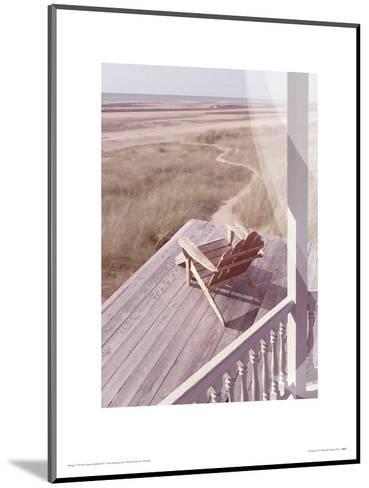 Hamptons II-Malcolm Sanders-Mounted Giclee Print