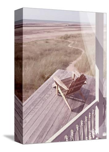 Hamptons II-Malcolm Sanders-Stretched Canvas Print