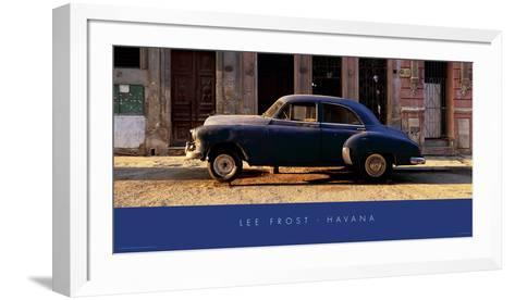 Havana, Cuba II-Lee Frost-Framed Art Print