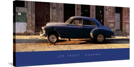 Havana, Cuba II-Lee Frost-Stretched Canvas Print