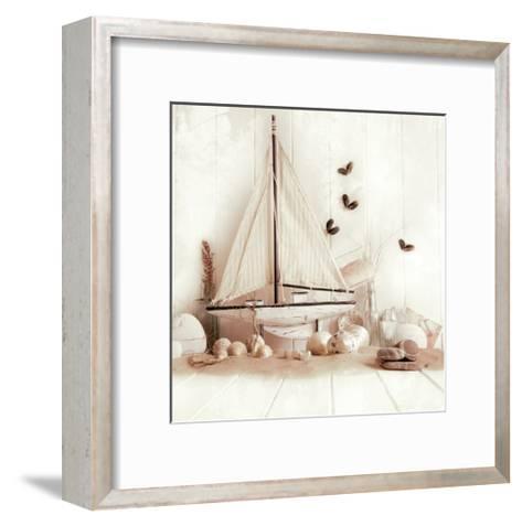 Seaside Collection-Ian Winstanley-Framed Art Print