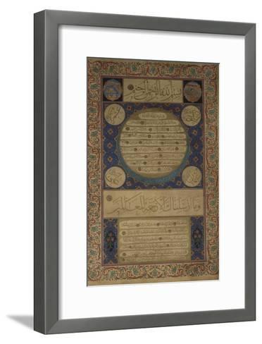 Hilyeh--Framed Art Print