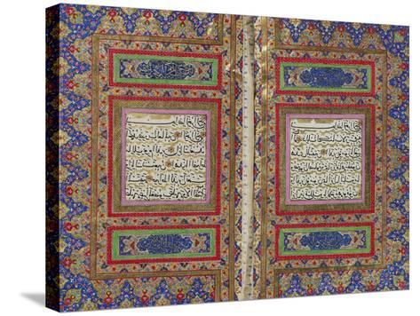 Qur'An--Stretched Canvas Print
