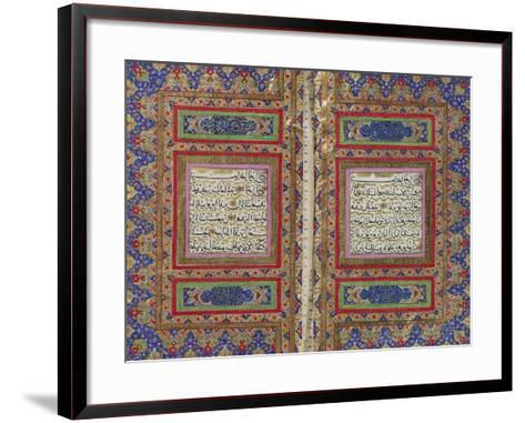 Qur'An--Framed Art Print