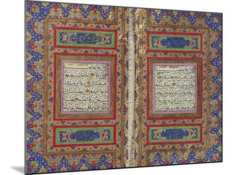 Qur'An--Mounted Giclee Print