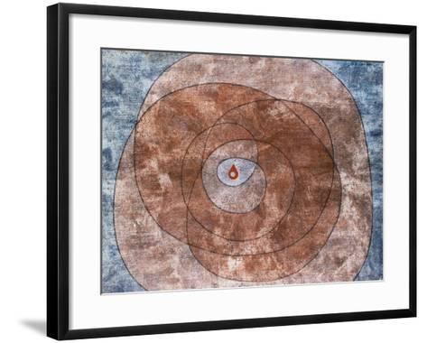 At the Core; Um Den Kern-Paul Klee-Framed Art Print