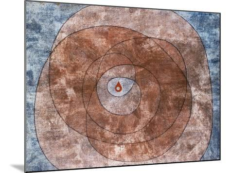 At the Core; Um Den Kern-Paul Klee-Mounted Giclee Print