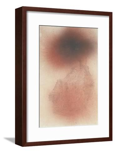 Prelude to Golgotha; Ein Vorspiel Zu Golgatha-Paul Klee-Framed Art Print