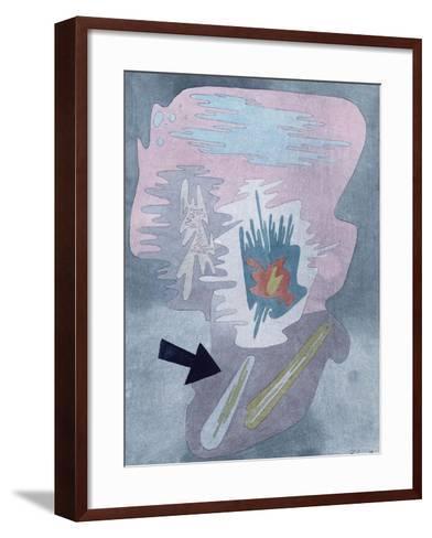 Still Life; Stilleben-Paul Klee-Framed Art Print