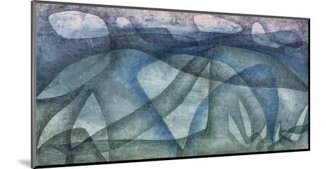 Rainy Day; Regentag-Paul Klee-Mounted Giclee Print