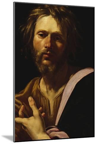 Saint Luke-Simon Vouet-Mounted Giclee Print