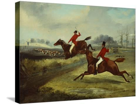 Gone Away-Sefferien Alken II-Stretched Canvas Print
