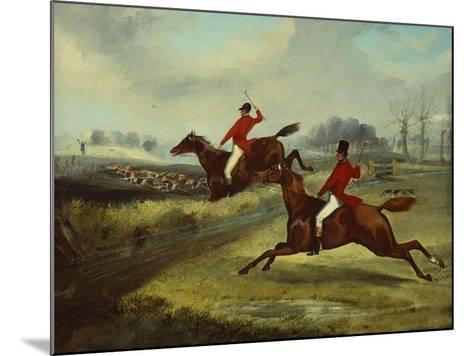 Gone Away-Sefferien Alken II-Mounted Giclee Print