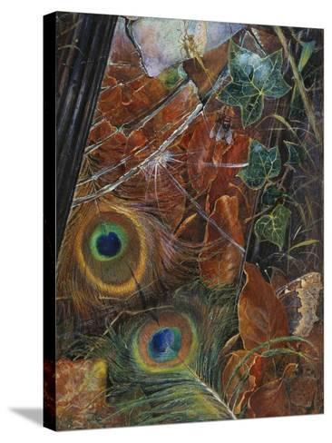And a Neglected Looking Glass / and the Child Cared Nothing About the Looking Glass'-Eleanor Vere Boyle-Stretched Canvas Print