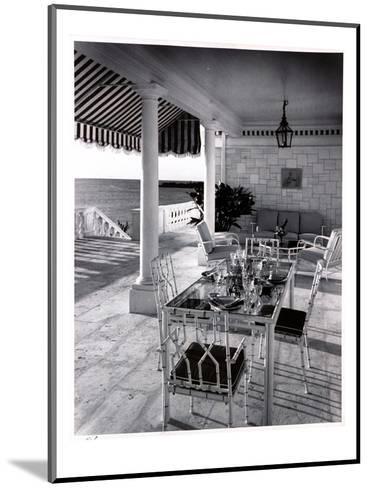 Vogue - February 1959-Andr? Kert?sz-Mounted Premium Photographic Print