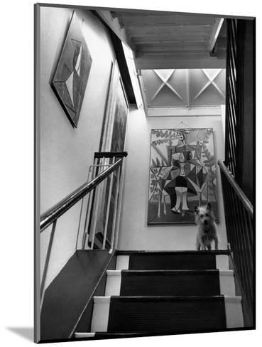 House & Garden - June 1946-Andr? Kert?sz-Mounted Premium Photographic Print