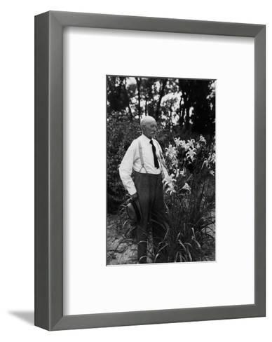 House & Garden - April 1940-Fleeta Brownell Woodroffe-Framed Art Print