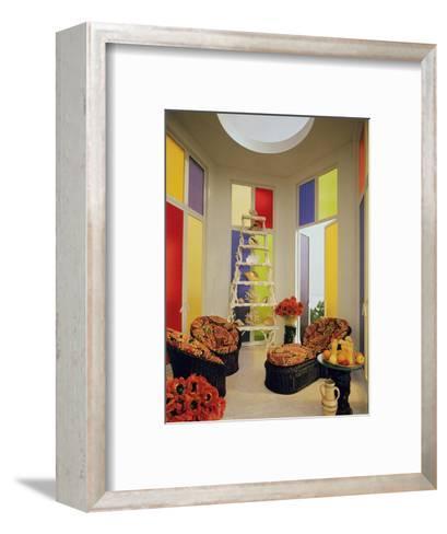 House & Garden - June 1964-William Grigsby-Framed Art Print