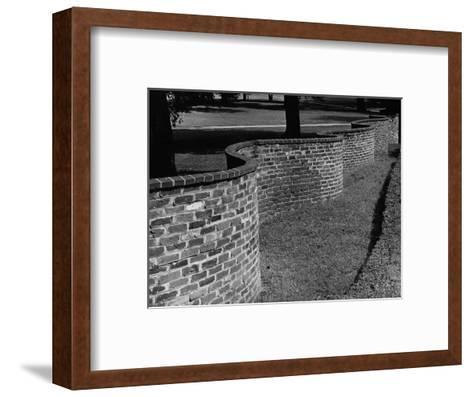 House & Garden - March 1947-William and Neill Dingledine-Framed Art Print