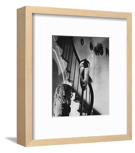 House & Garden - March 1932-Anton Bruehl-Framed Art Print