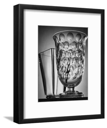 House & Garden - December 1935-Peter Nyholm-Framed Art Print