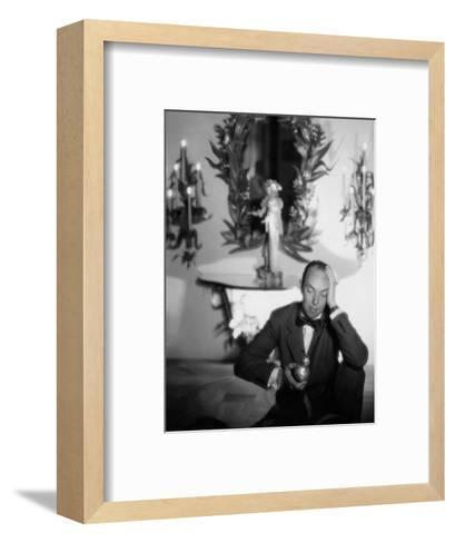 House & Garden - October 1947-George Platt Lynes-Framed Art Print