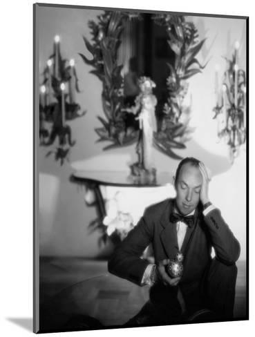 House & Garden - October 1947-George Platt Lynes-Mounted Premium Photographic Print