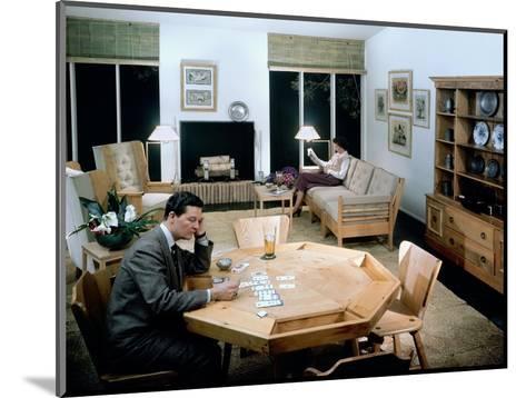 House & Garden - June 1948-Andr? Kert?sz-Mounted Premium Photographic Print