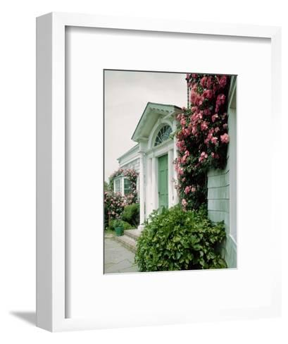 House & Garden - July 1949-Tom Leonard-Framed Art Print