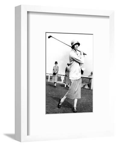 Vanity Fair - September 1925-Photo-Illustration Company-Framed Art Print