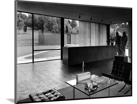 House & Garden - October 1949-Andr? Kert?sz-Mounted Premium Photographic Print