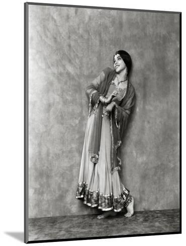 Vanity Fair - January 1923-Nickolas Muray-Mounted Premium Photographic Print