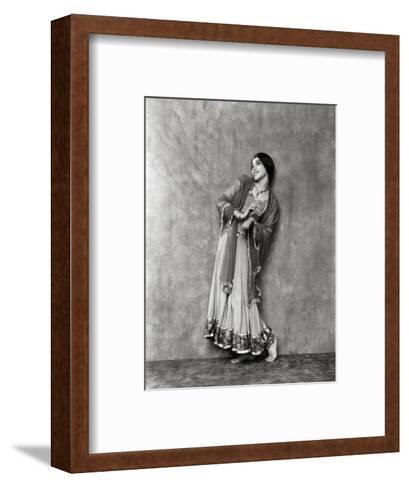 Vanity Fair - January 1923-Nickolas Muray-Framed Art Print